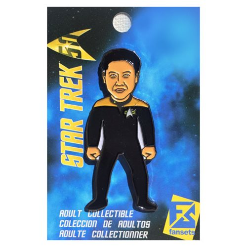 Star Trek Harry Kim Pin