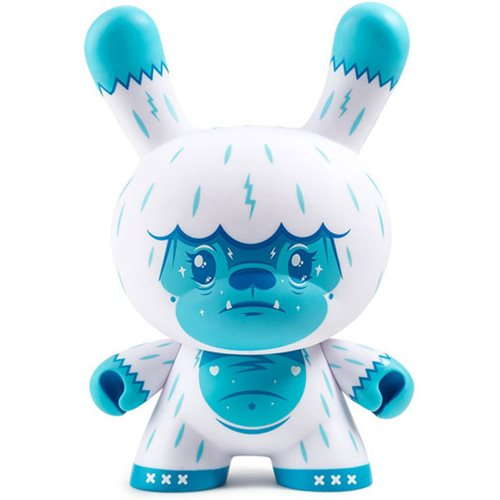 Kidrobot Kono the Yeti Dunny by Squink 8-Inch Vinyl Figure