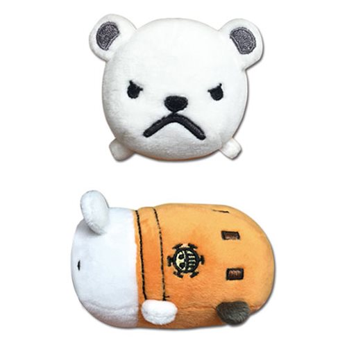 One Piece Bepo 3 1/2-Inch Plush