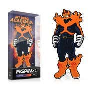 My Hero Academia Endeavor FiGPiN XL Enamel Pin