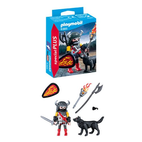 Playmobil 5385 Special Plus Wolf Warrior Action Figure