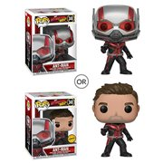 Ant-Man & The Wasp Ant-Man Pop! Vinyl Figure #340, Not Mint