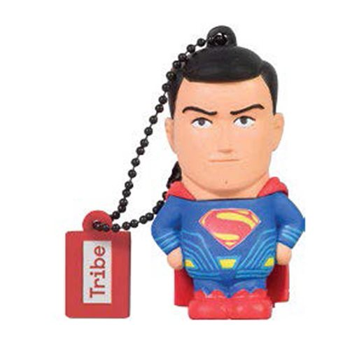 Batman v Superman: Dawn of Justice Superman 16 GB USB Flash Drive
