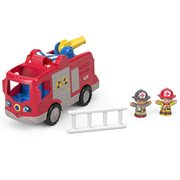 Little People Helping Others Fire Truck Vehicle