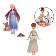 Frozen 2 Storytelling Dolls Wave 1 Set