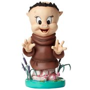 Looney Tunes Porky Pig as Friar Tuck Grand Jester Mini-Bust