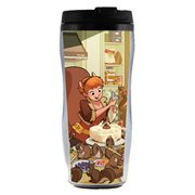 Squirrel Girl Plastic Travel Mug