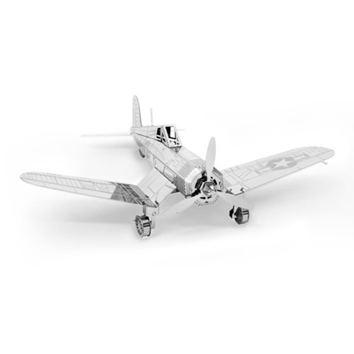 Air Force F4U Corsair Metal Earth Model Kit