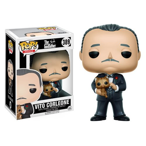 Godfather Vito Corleone Pop! Vinyl Figure