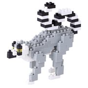 Ring-Tailed Lemur Nanoblock Constructible Figure