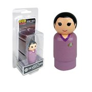 Star Trek: The Next Generation Troi Pin Mate Wooden Figure