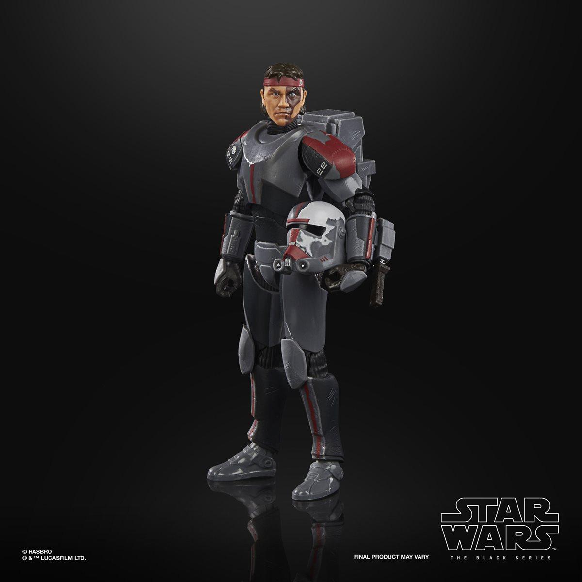 *** PRE-ORDER *** Star Wars the Black Series 6-Inch Bad Batch Clone Crosshair