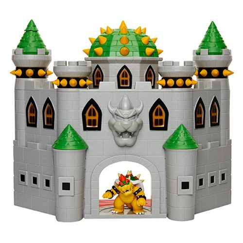 Nintendo Bowser Castle Playset