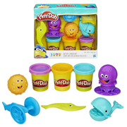 Play-Doh Ocean Tools Set