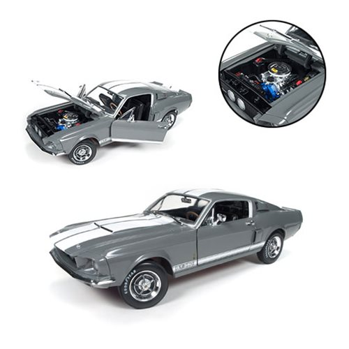 1967 Shelby Mustang GT350 50th Anniversary 1:18 Scale Die-Cast Metal Vehicle