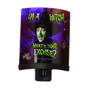 The Wizard of Oz I'm A Witch Night Light