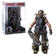 Evolve Hank Legacy Collection Action Figure