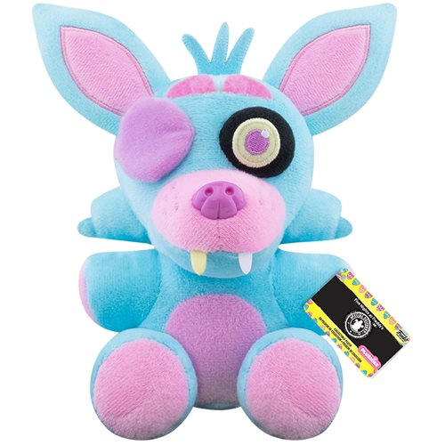 Five Nights at Freddy's Foxy Blue Spring Colorway Plush