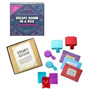 Escape Room In A Box: Flashback Game