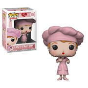 I Love Lucy Factory Lucy Pop! Vinyl Figure #656