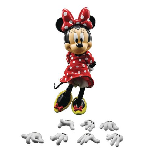 Minnie Mouse Disney Hybrid Metal Figuration-027 Action Figure