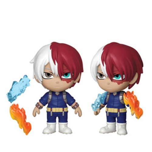 My Hero Academia Todoroki 5 Star Vinyl Figure
