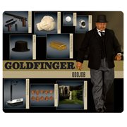 James Bond Goldfinger Oddjob 1:6 Scale Action Figure