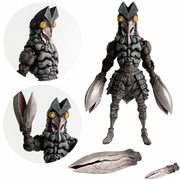Ultraman Zero: The Chronicle Dark Baltan by Ryu Oyama 1:6 Scale Action Figure