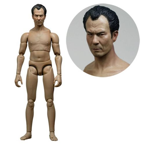 Original Action Body Oriental Master Action Figure