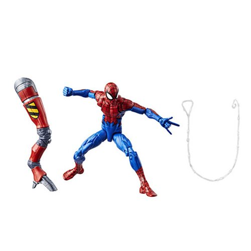 Картинки по запросу marvel legend series spider man house figure by hasbro