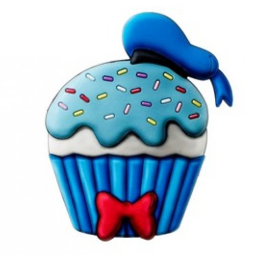 Donald Duck Cup Cake Scented PVC Magnet