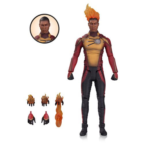 DC's Legends of Tomorrow Firestorm Action Figure
