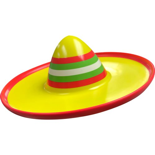 The Flying Sombrero