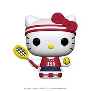 Hello Kitty Team USA Tennis Pop! Vinyl Figure