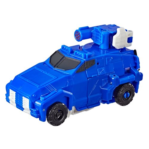Transformers Cyberverse Warrior Wave 4 Case