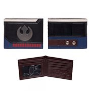 Star Wars Han Solo Suit Up Bi-Fold Wallet