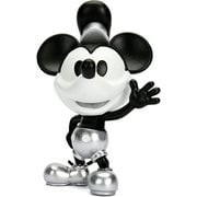 Disney Steamboat Willie Metals 4-Inch Die-Cast Metal Action Figure