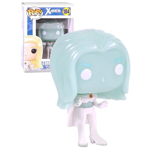 Marvel Emma Frost Diamond Form Pop! Vinyl Figure - Previews Exclusive