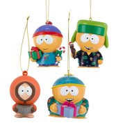 South Park Blow Mold Ornament Set