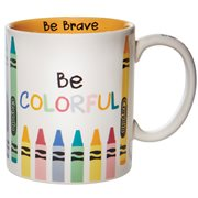 Crayola Be Colorful 18 oz. Mug
