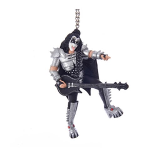 KISS Demon 5-Inch Resin Ornament