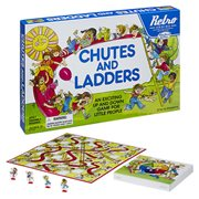 Chutes and Ladders Retro Series 1978 Edition Game