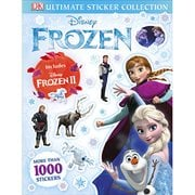 Disney Frozen Ultimate Sticker Collection Paperback Book