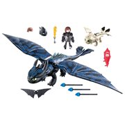 Playmobil 70037 Dragons Hiccup and Toothless with Baby Dragon