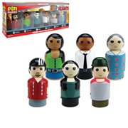 In the Heights Pin Mates Wooden Collectibles Set of 6