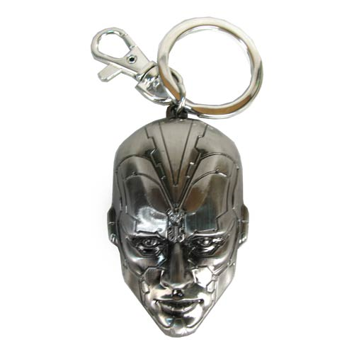 Marvel Avengers Colored Ultron Head Keychain NEW Toys Avengers Keyring