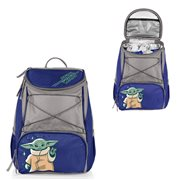 Star Wars The Mandalorian Grogu Force Navy-Blue PTX Backpack