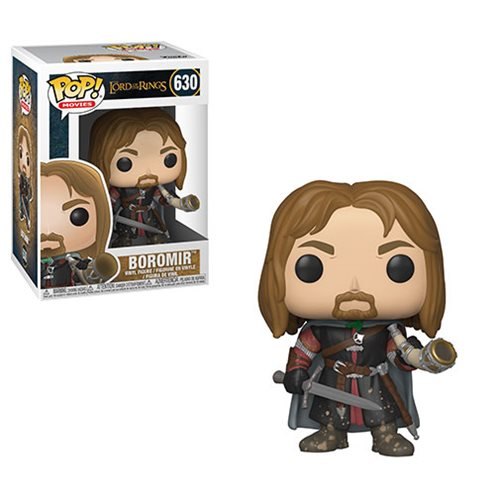 The Lord of the Rings Boromir Pop! Vinyl Figure #630