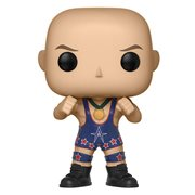 WWE Kurt Angle Ring Gear Pop! Vinyl Figure