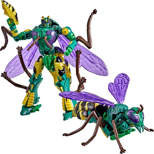 Transformers War for Cybertron Kingdom Deluxe Waspinator